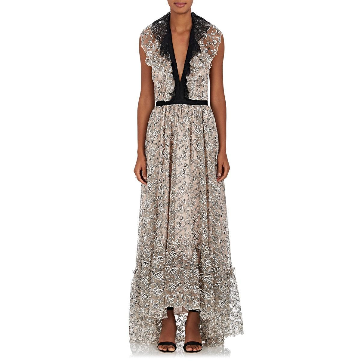 Cheap And Nice Womens Embellished Crepe Maxi Dress Philosophy di Lorenzo Serafini Quality For Sale Free Shipping Exclusive Sale Online Cheap Sale Release Dates Sale Wiki KolInPfvg