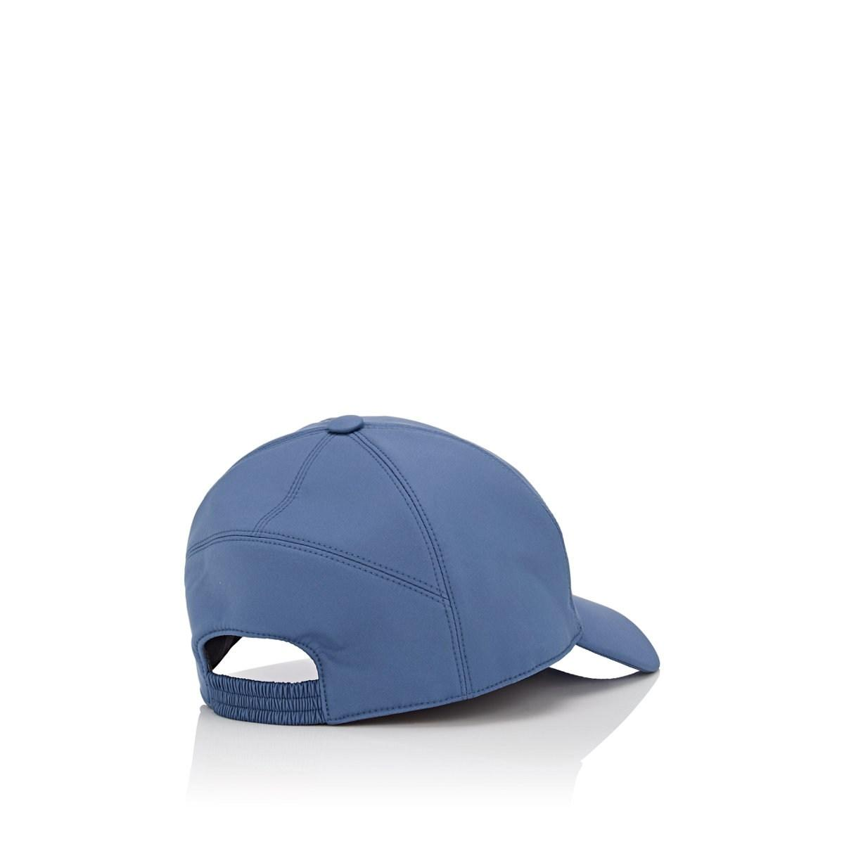 b5acf812 Loro Piana - Blue Merlin Ty Logo Baseball Cap for Men - Lyst. View  fullscreen