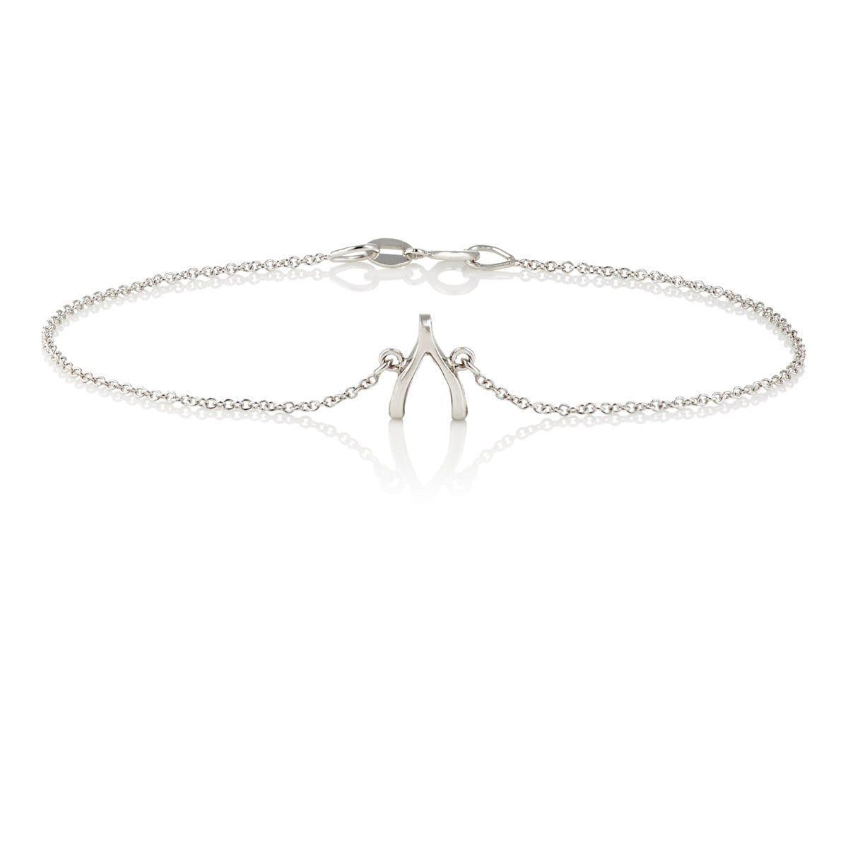 Womens Wishbone Charm Bracelet Jennifer Meyer YKO0NG