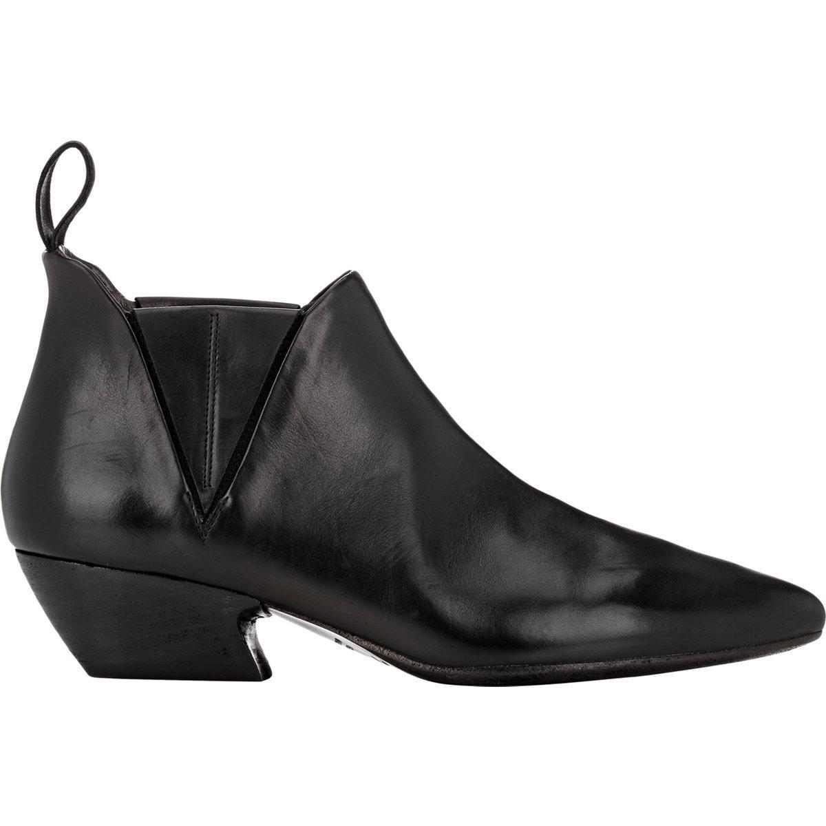 Marsèll Black Brandon 85 Boots 5nFynHT