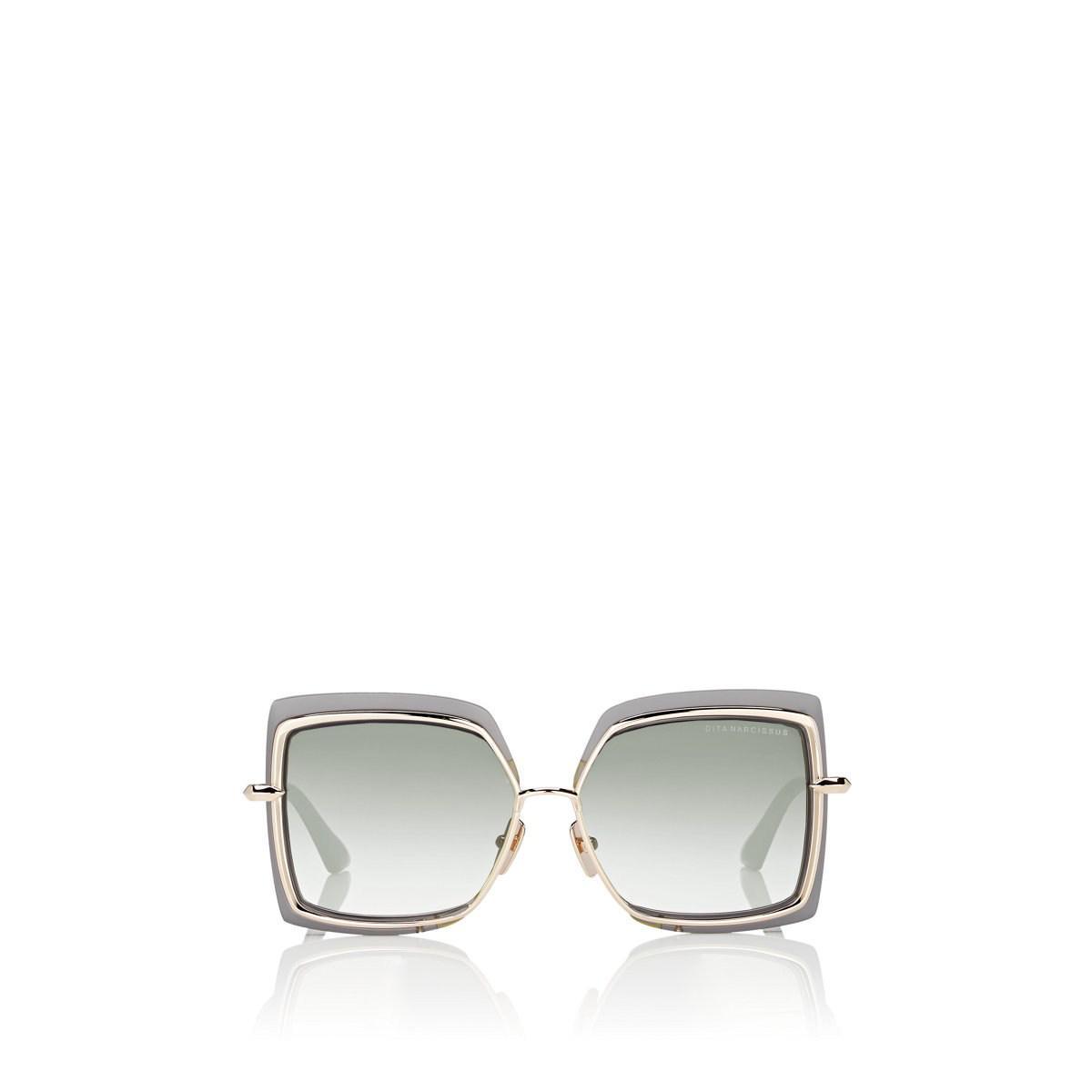 784f855fa947 DITA Narcissus Sunglasses in Gray - Lyst