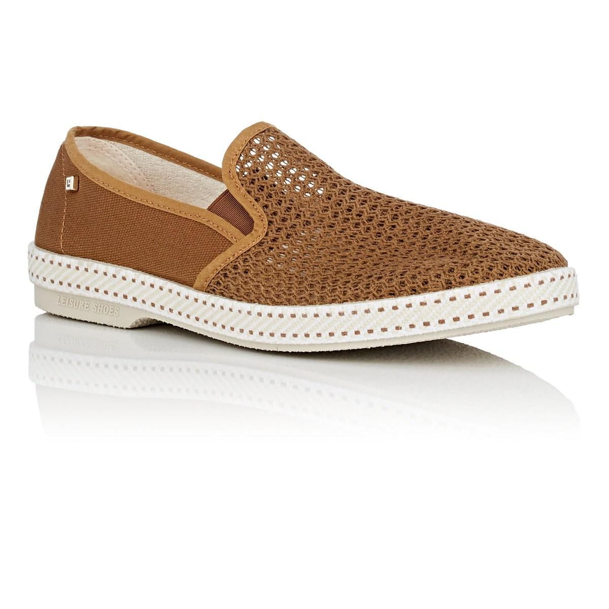 e812c09f734 Rivieras - Natural Classic 20 Degree Loafers for Men - Lyst. View fullscreen