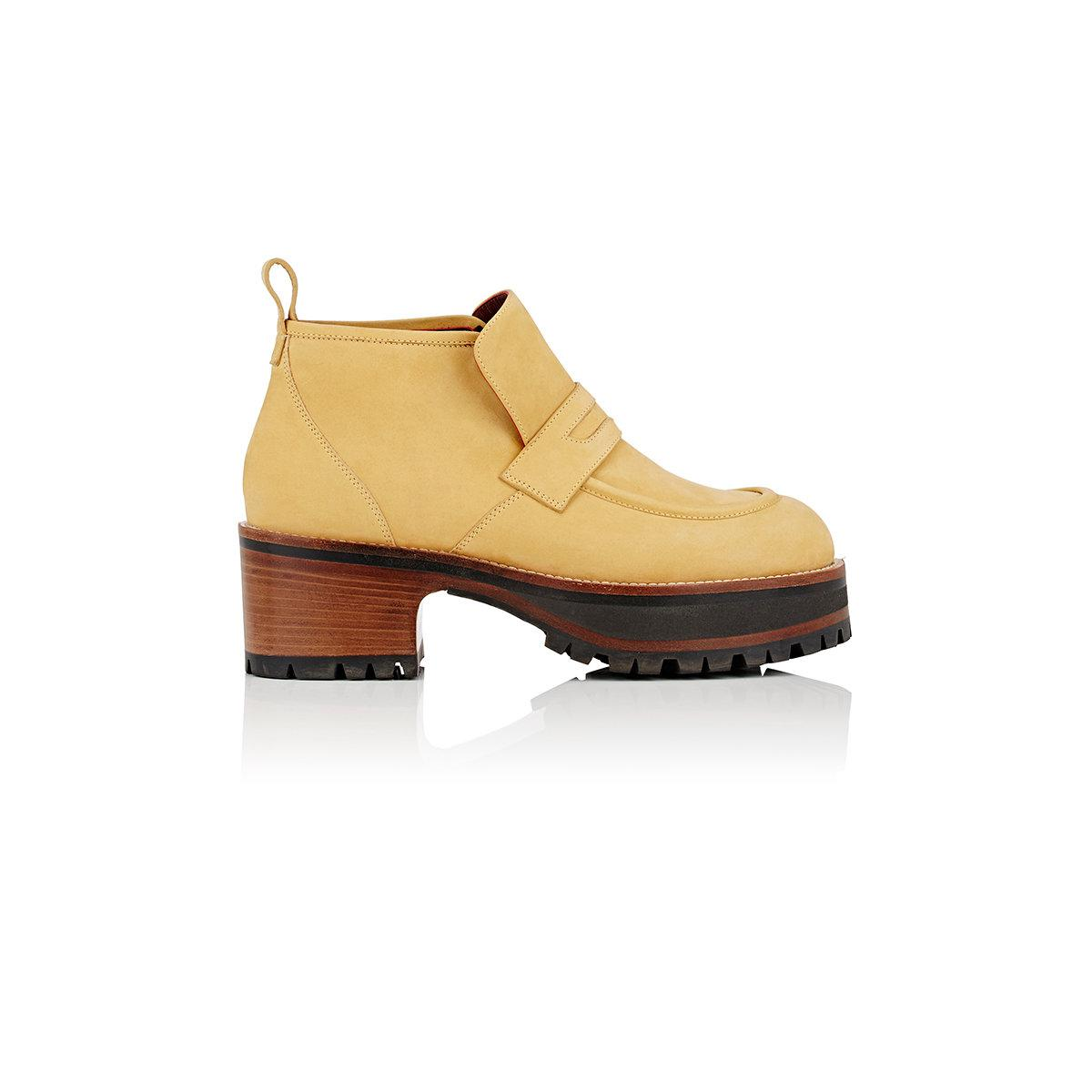 Sies marjan Jane suede platform ankle boots SCsc5Ms