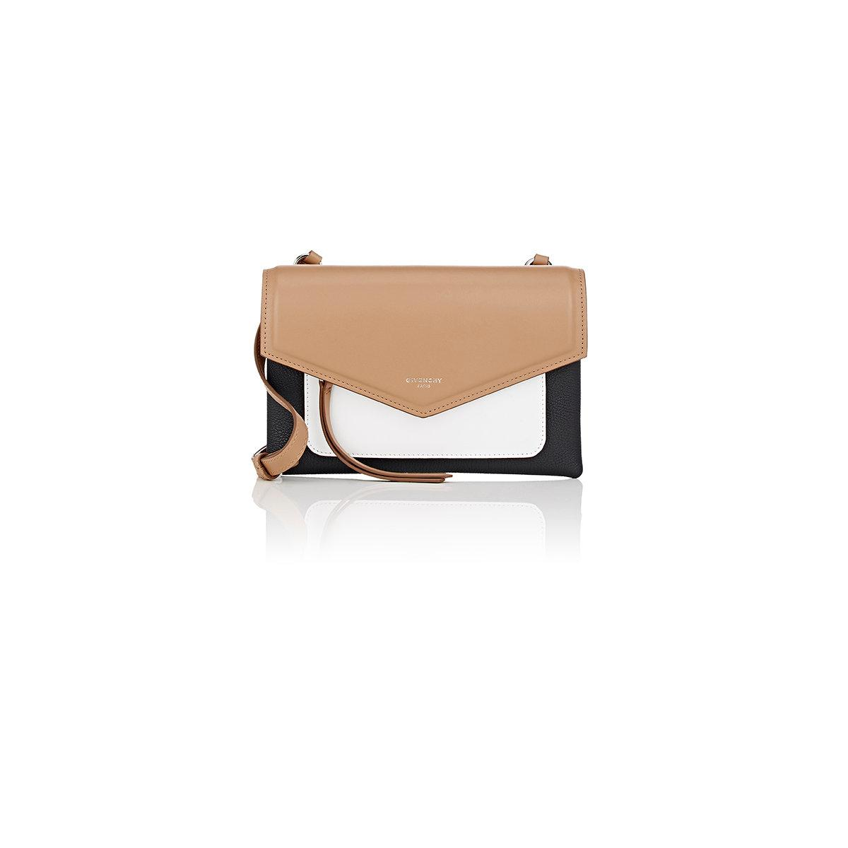 7a816531d7 Givenchy Duetto Crossbody Bag in White - Lyst