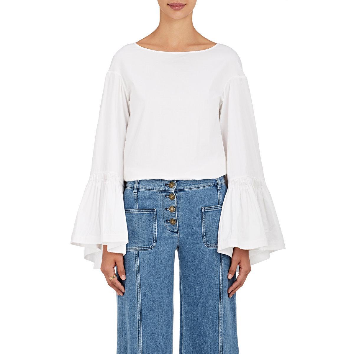 Womens Paita Gingham Cotton Blouse Teija Free Shipping Cheap Quality mXYv0NTryk