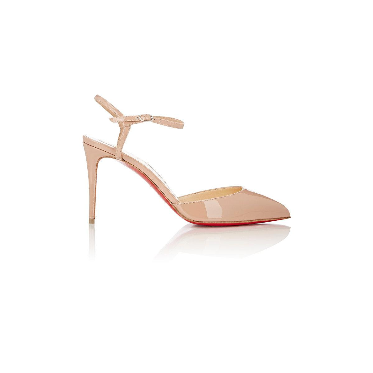 Womens Rivierina Ankle-Strap Pumps Christian Louboutin
