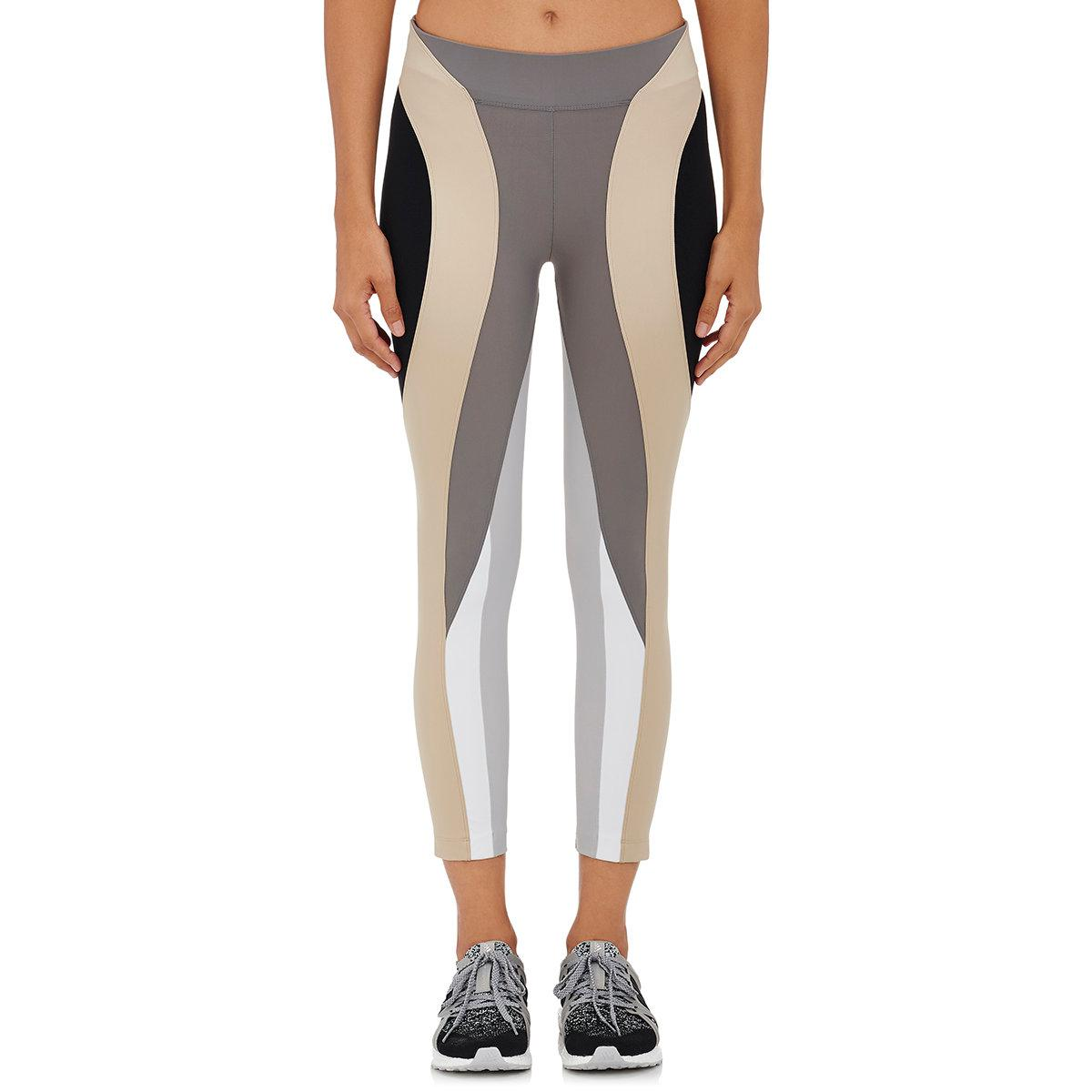 Womens Kalia Colorblocked Microfiber Leggings No Ka'Oi 8DbAmJRg