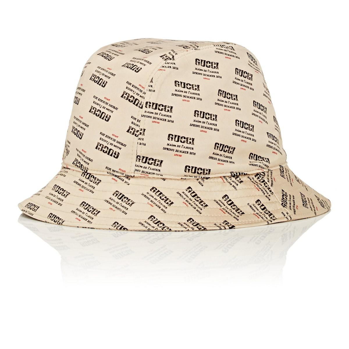 35d59d05a89 gucci mens gucci stamp logo bucket hat from nordstrom shop the best ...