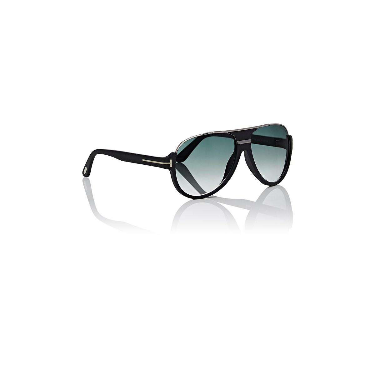 21763c3ed6b Tom Ford - Blue Dimitry Sunglasses for Men - Lyst. View fullscreen