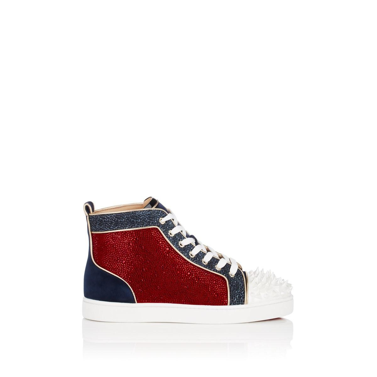 52b244382fac Christian Louboutin No Limit F18 in Red for Men - Lyst