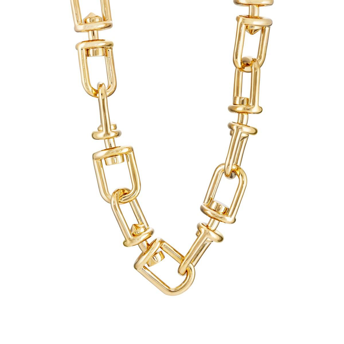 Womens Fame Link Collar Necklace Eddie Borgo necMDk0Y