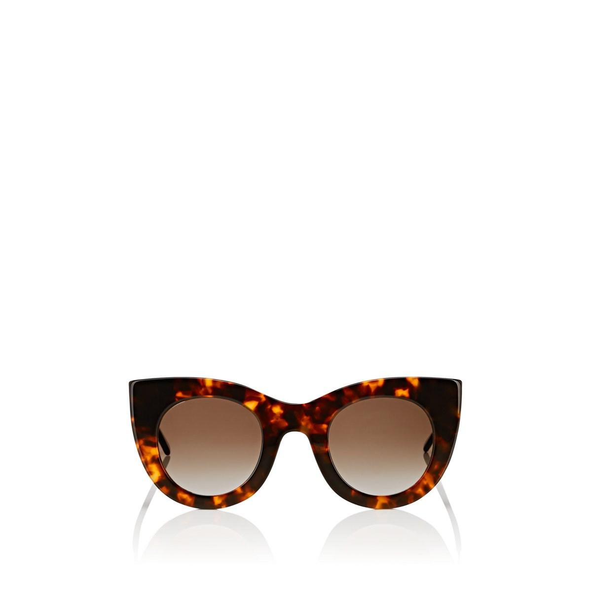 f3915b856c0f Thierry Lasry Cheeky Sunglasses in Brown - Lyst