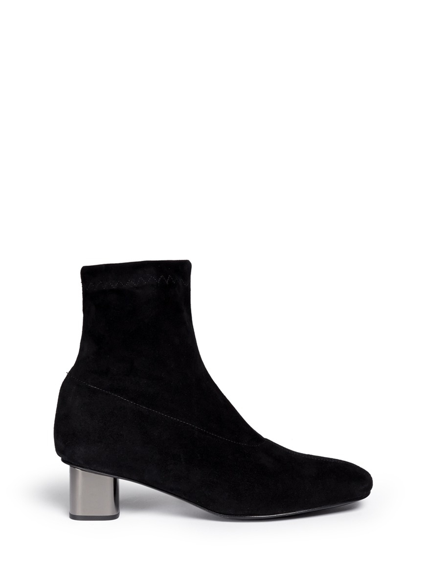 Robert Clergerie Suede Ankle Boots n1DT18