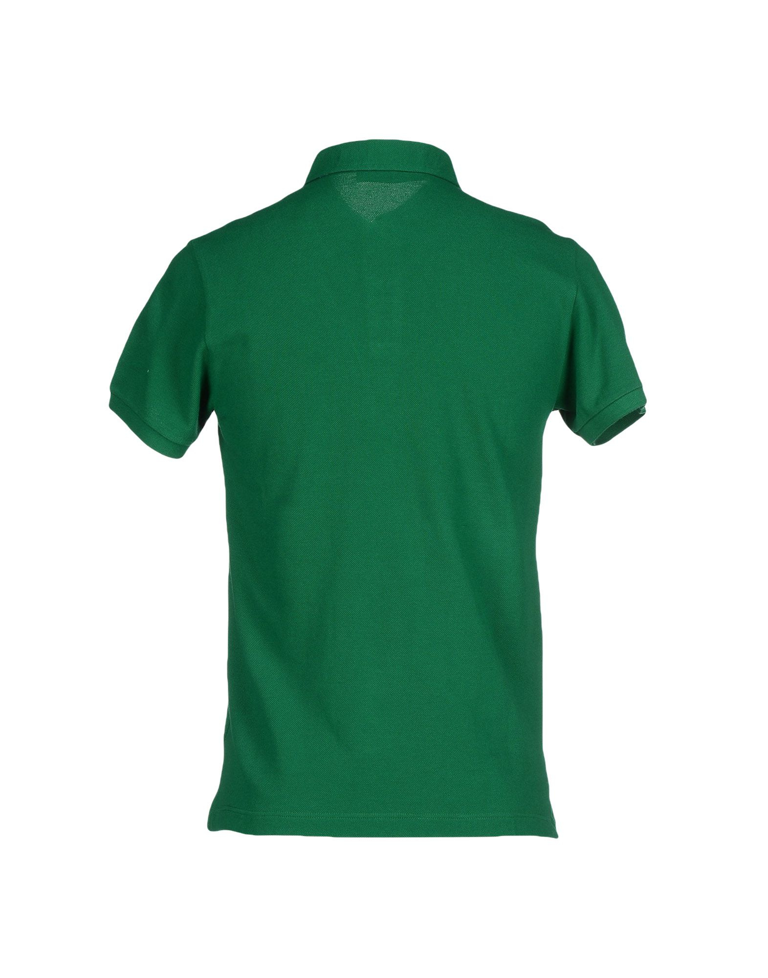 Lyst etro polo shirt in green for men for Man in polo shirt