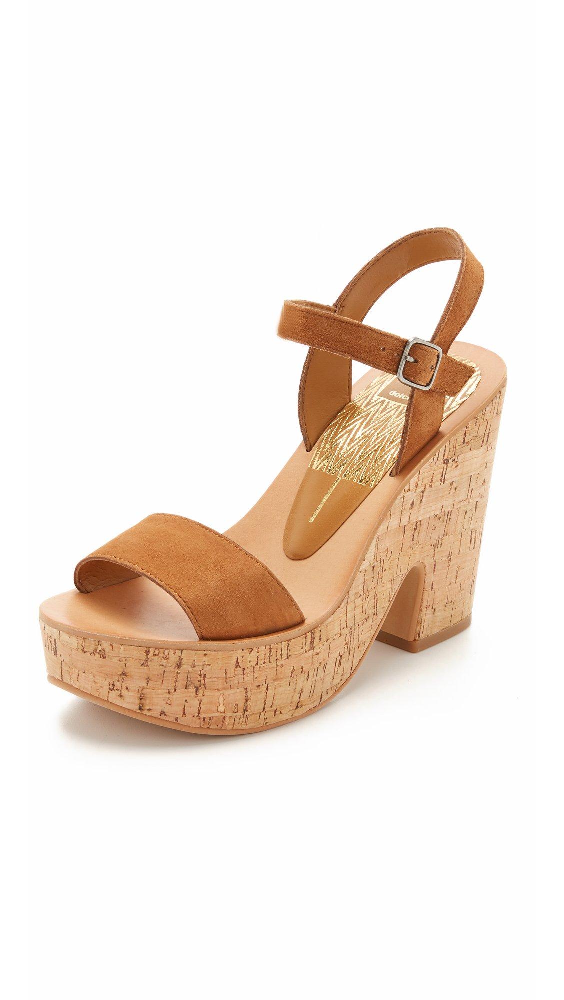 64cde5c2bae Lyst - Dolce Vita Randi Wedge Sandals