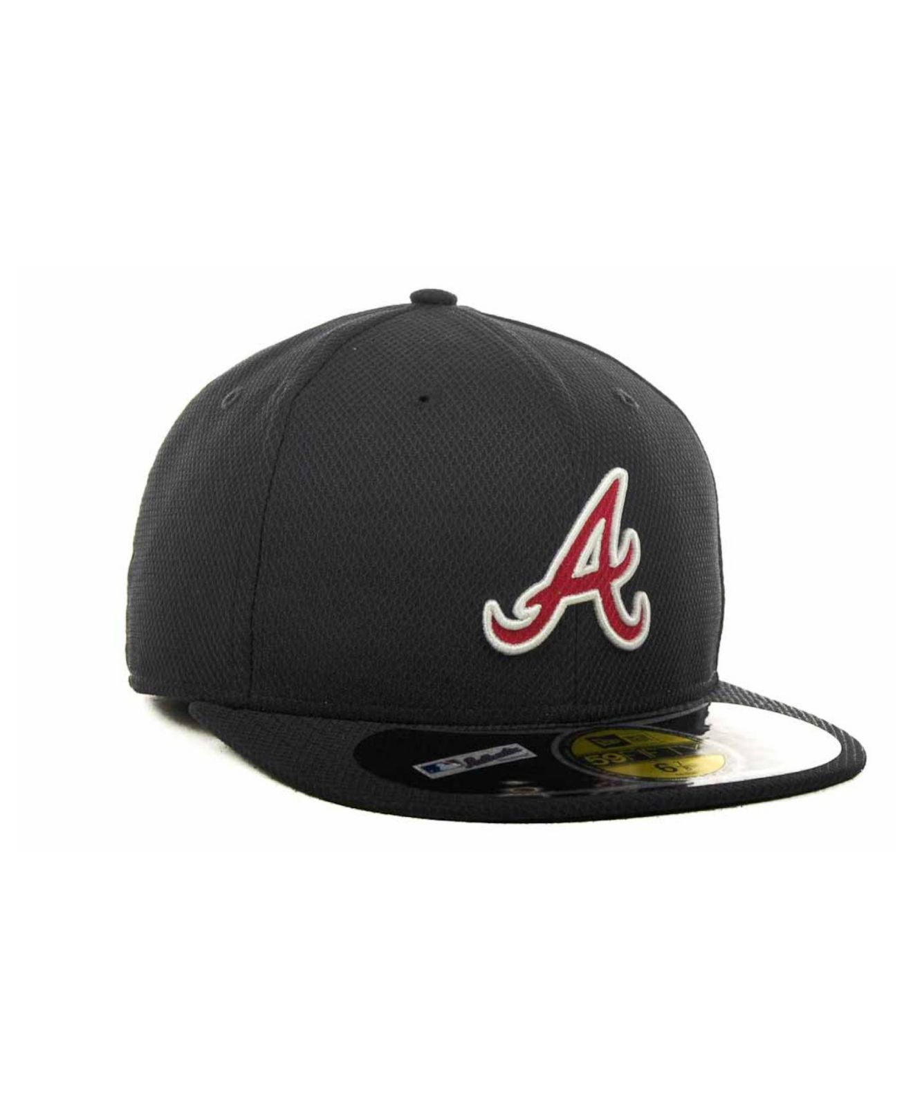 Braves Hats: Ktz Atlanta Braves Diamond Era 59fifty Hat In Blue For Men