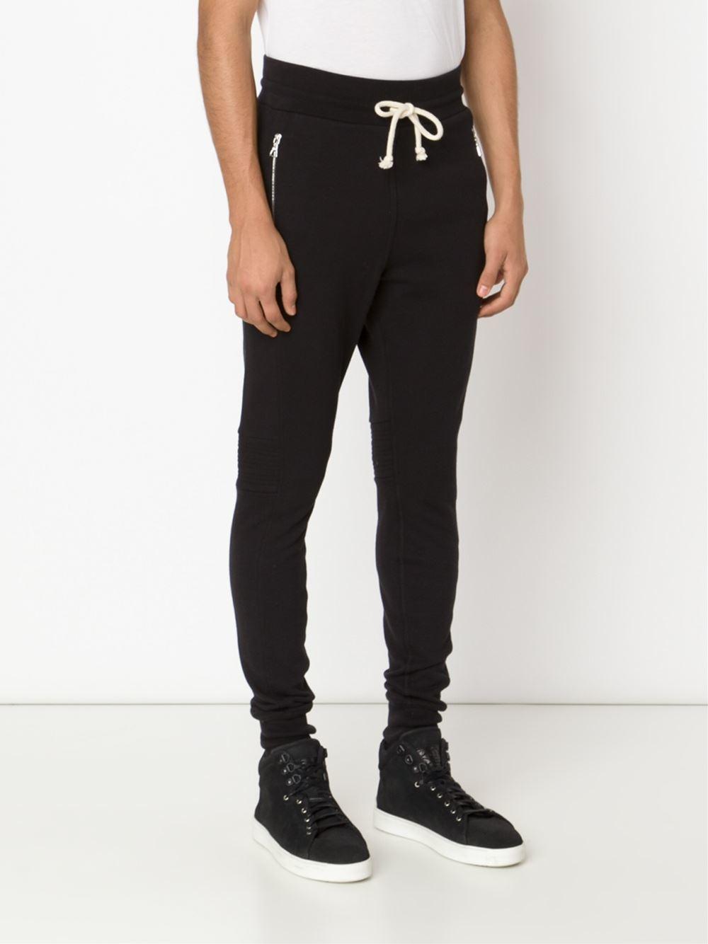 Escobar Sweatpants in Black John Elliott + Co Original Amazon Sale Online Cheap Geniue Stockist Cheap Newest OYFPqMJ