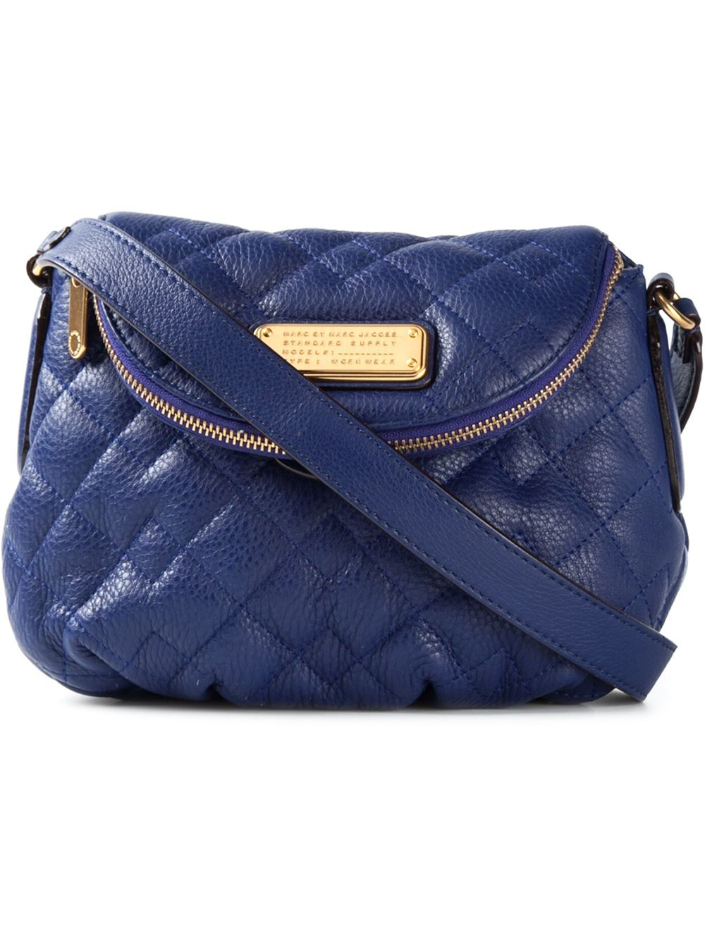 a4fb80943e Marc By Marc Jacobs Mini 'New Q Quilted Natasha' Crossbody Bag in ...