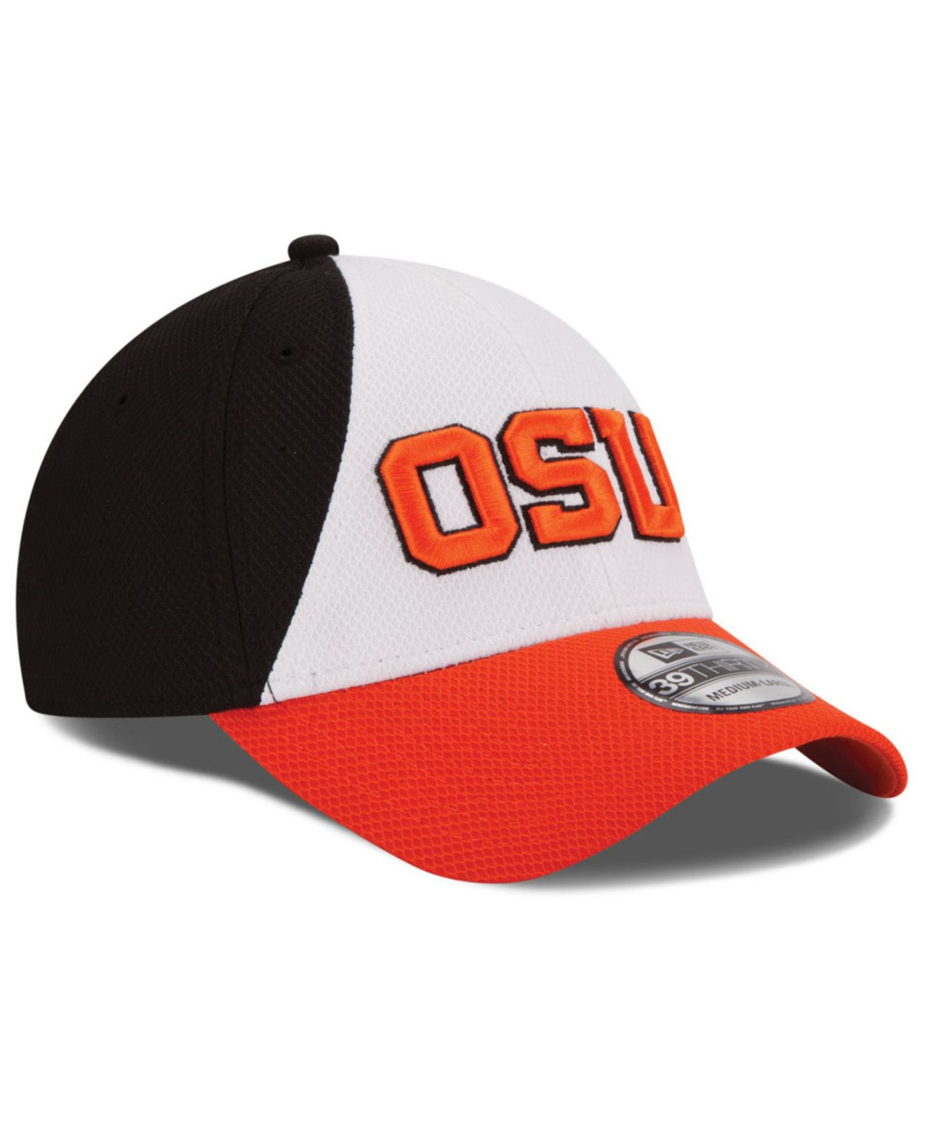 new style 3198e df517 KTZ Oregon State Beavers Game Performance 39thirty Cap in Red for ...