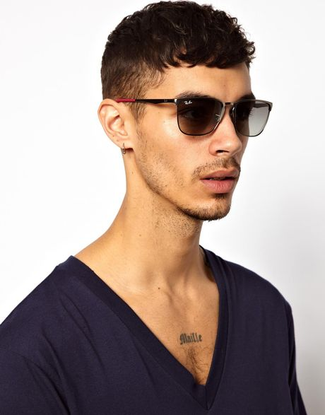 Gold Sunglasses Mens Men Ray Ban Sunglasses