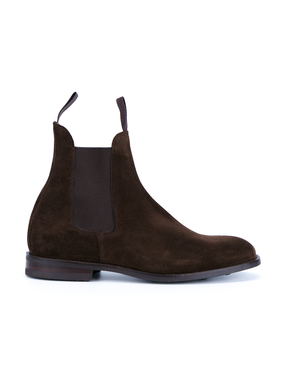 tricker s chelsea boots in brown for lyst