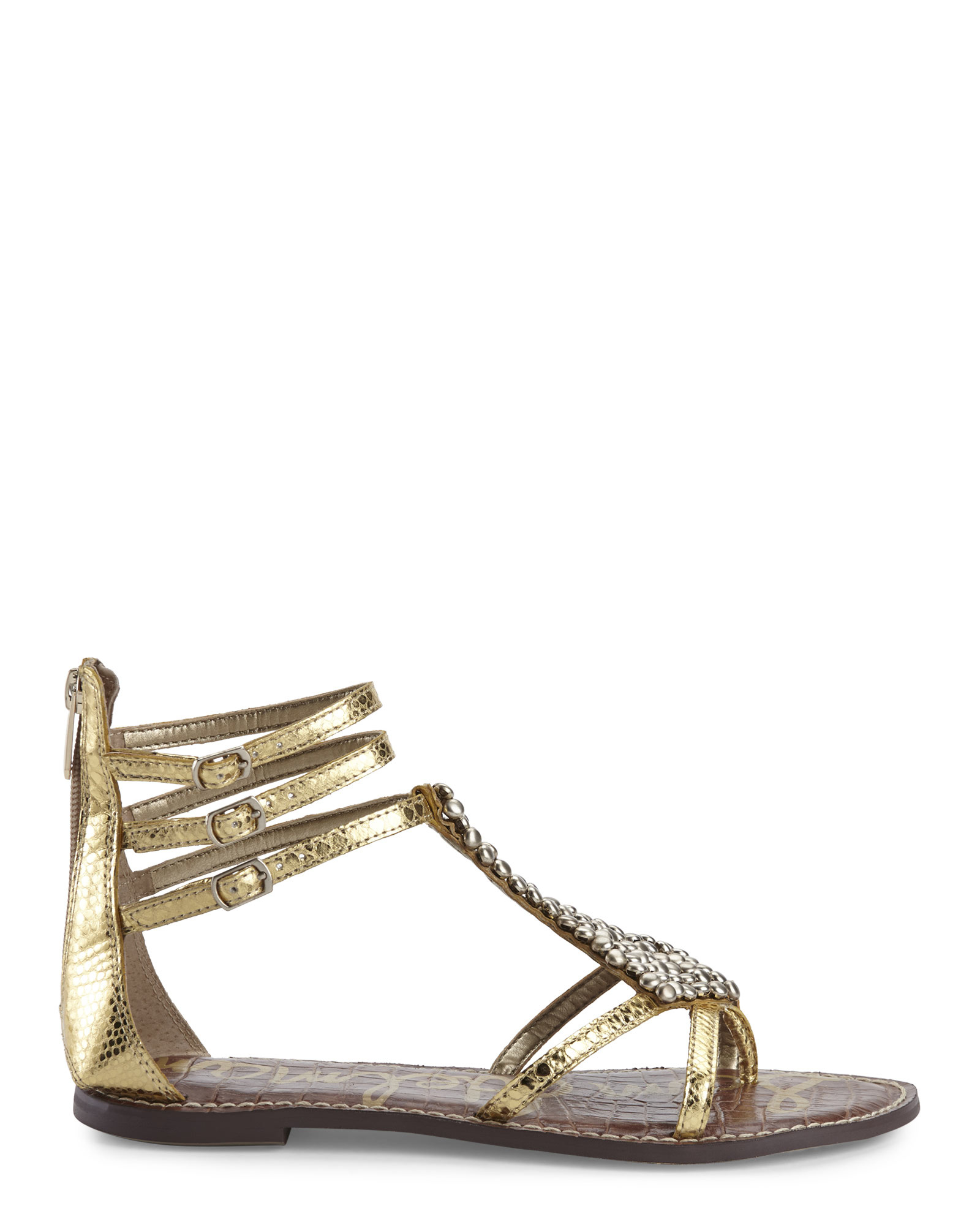 fe5136a87db Gallery. Previously sold at  Century 21 · Women s Gladiator Sandals Women s Sam  Edelman ...