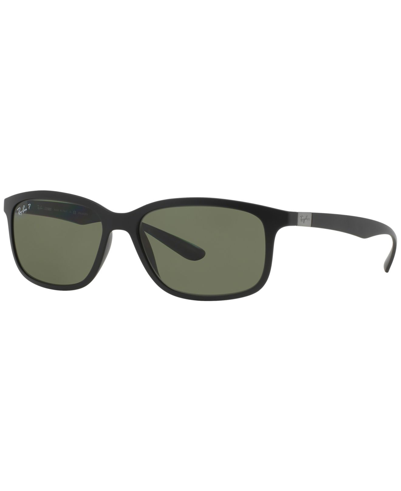eb568ee563f Lyst - Ray-Ban Rb4215 57 in Black