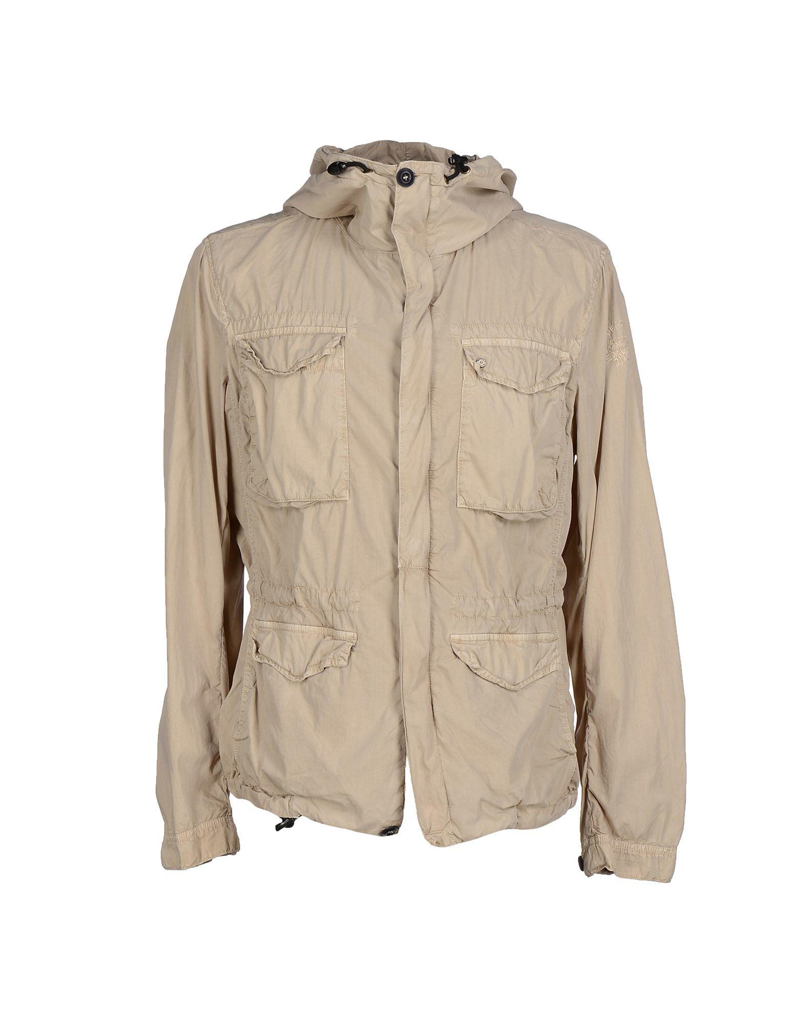 Mason 39 S Jacket In Beige For Men Lyst