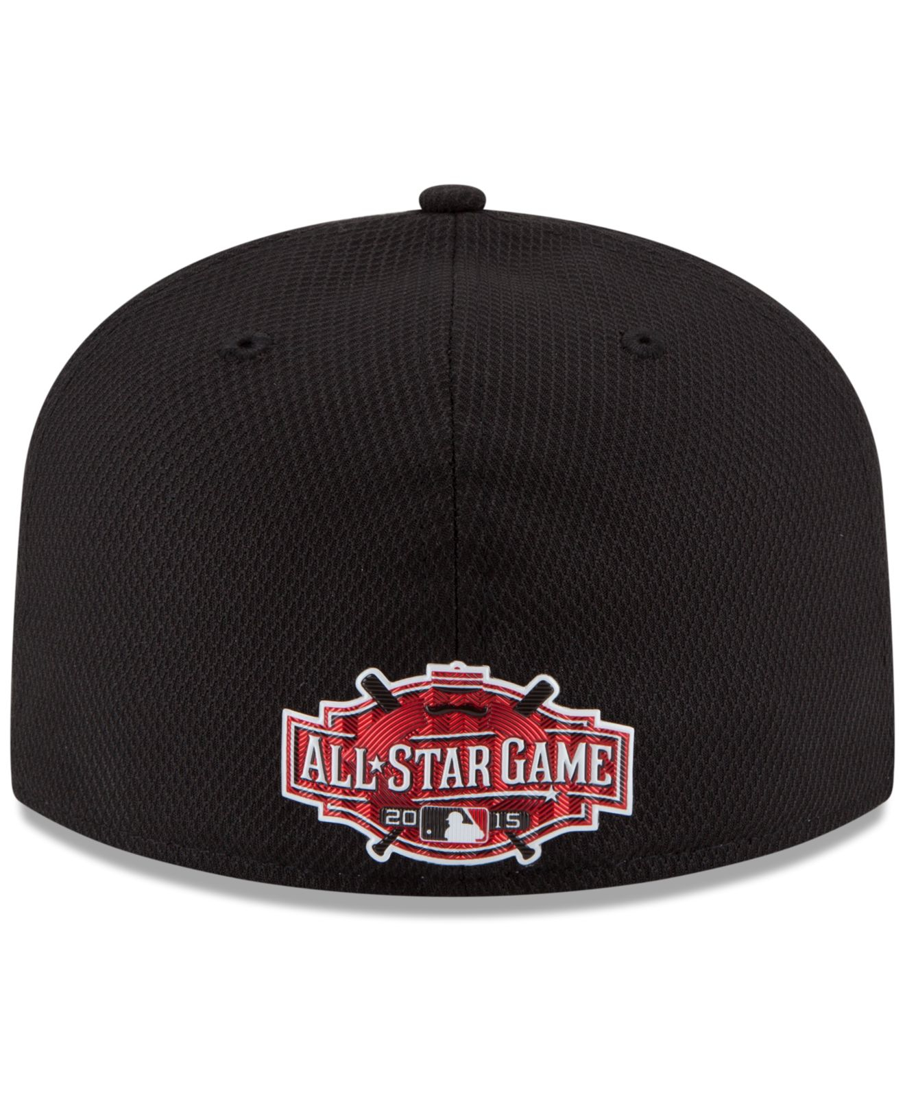 pretty nice 6d770 c81a3 ... mlb caps hats black white id2712new era logonew b7667 fa34f  promo code  for lyst ktz pittsburgh pirates 2015 all star game 59fifty cap in 9cd3b  44b02
