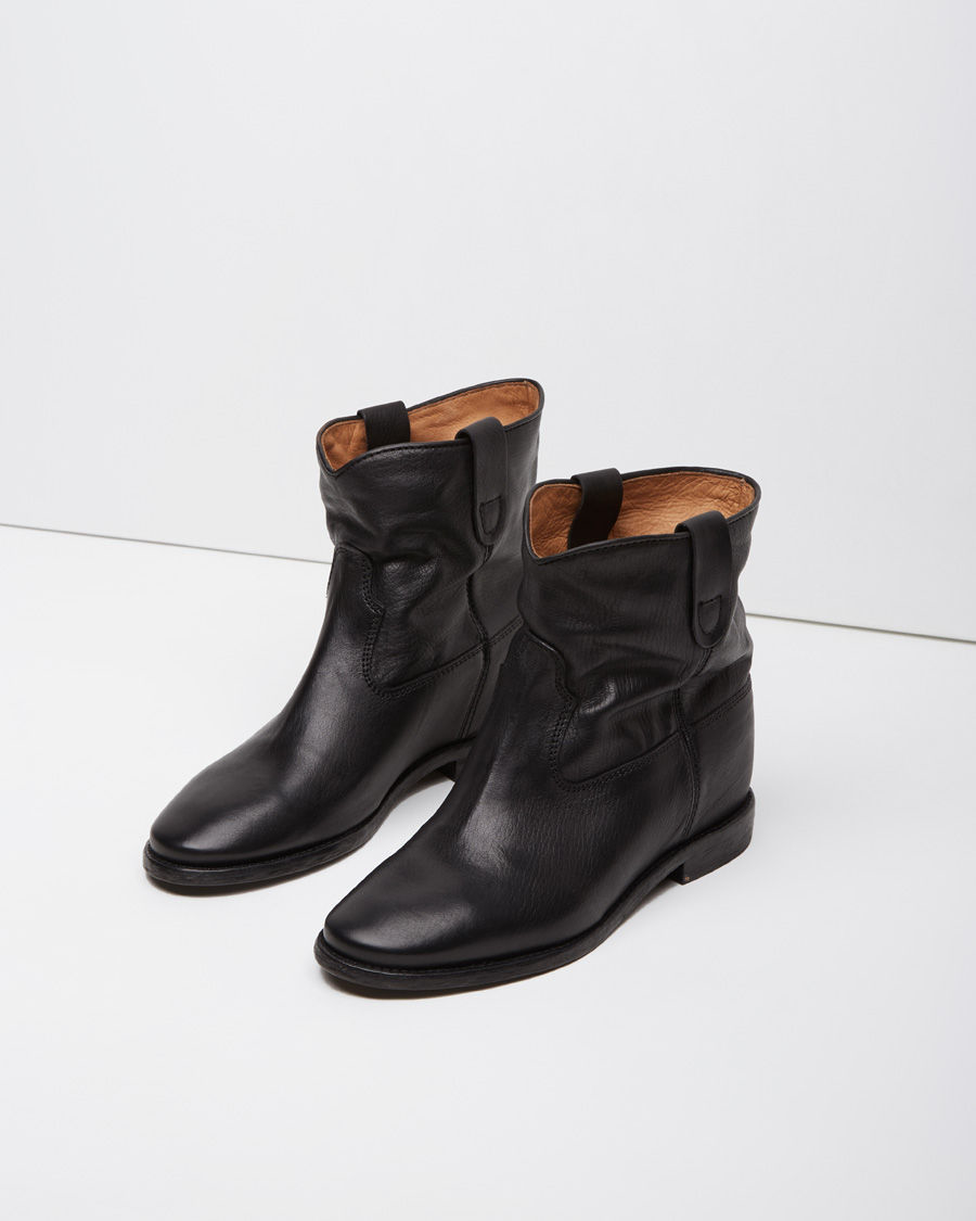Cluster leather boots Isabel Marant Cheap With Mastercard Cheap Prices Online Cheap Price Cost BHdljP7