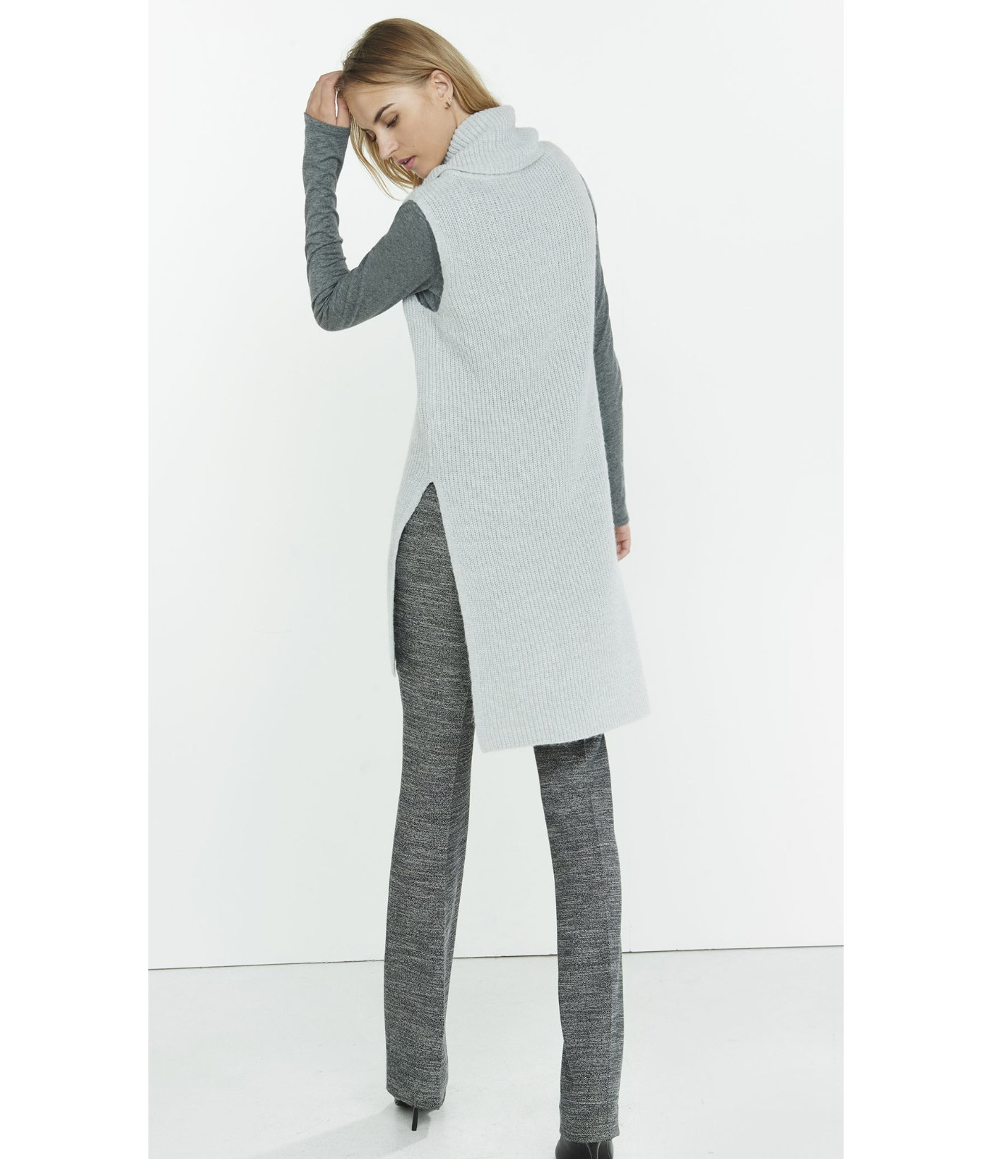 Aran Cowl Neck Tunic Sweater - Reviews This Cowl Neck Tunic Sweater, featuring the popular Aran Cable design (used in many Irish sweaters), is perfect for those looking for the sweater dress look over leggings or jeans.5/5.