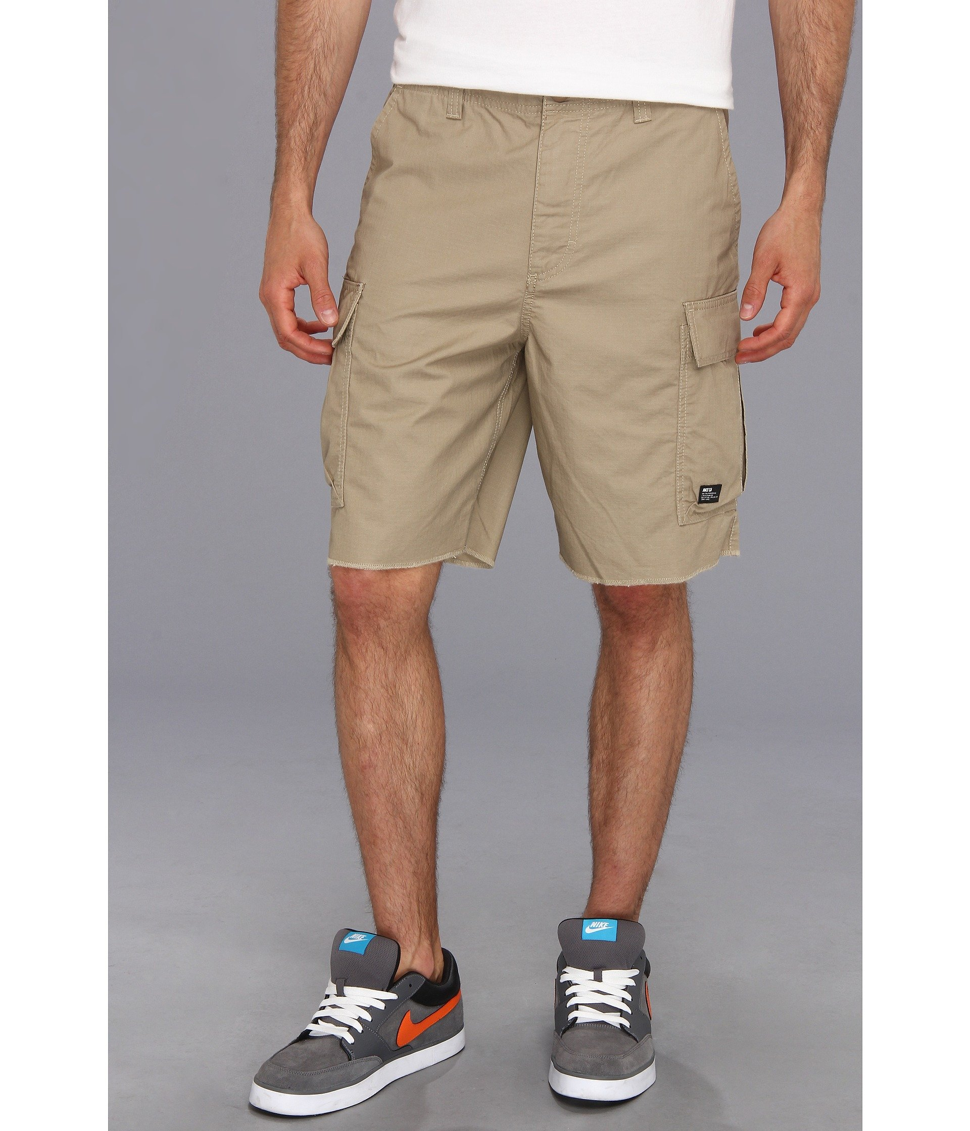 Nike Cargo Shorts Khaki - The Else