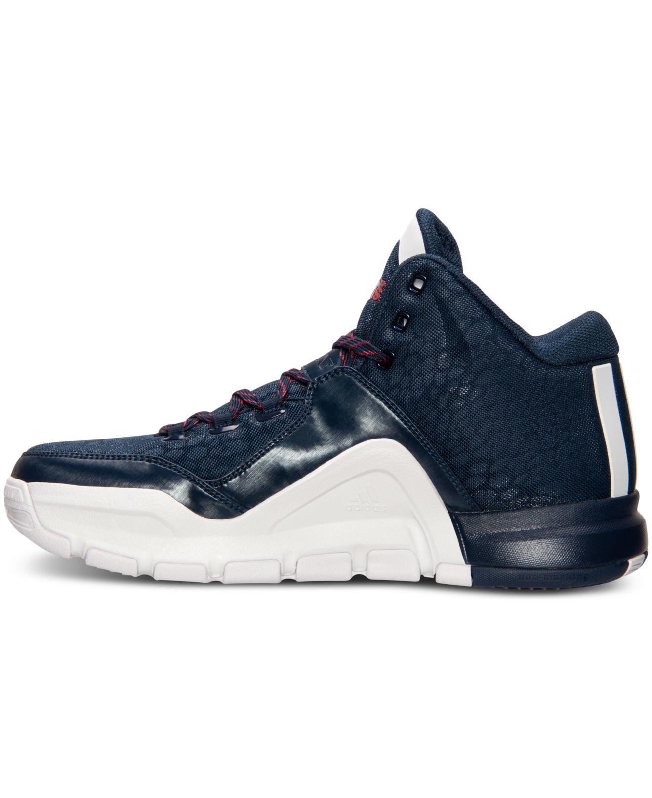 lyst adidas uomini j wall 2 scarpe da basket traguardo in