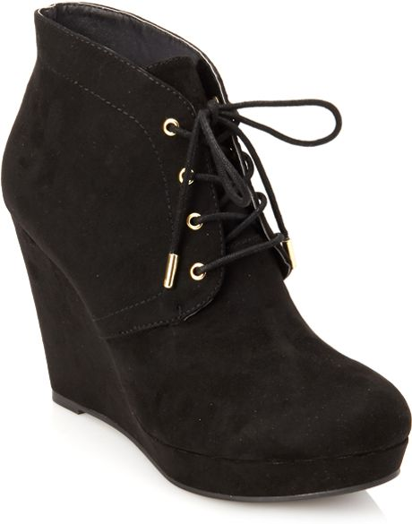 black wedge booties forever 21 images