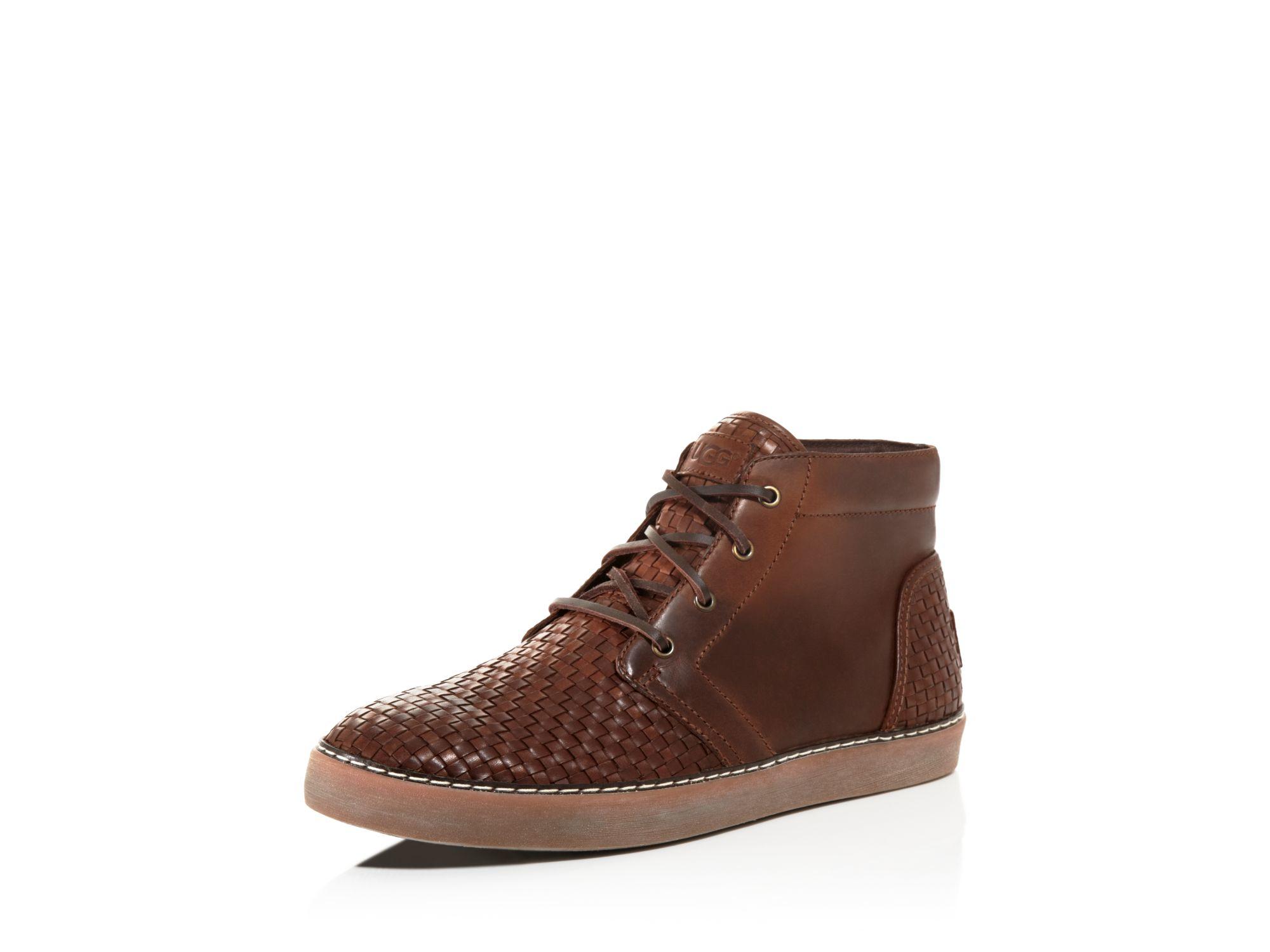e96c6a6c3f0 Ugg Australia Alin Leather Boots