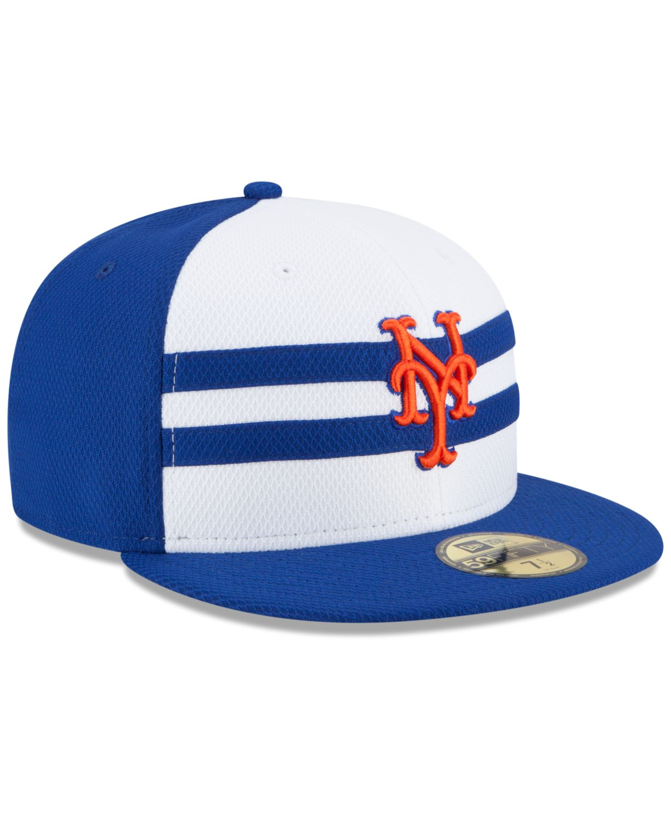 bb24bfd9053f6 official lyst ktz new york mets 2015 all star game 59fifty cap in blue for  men