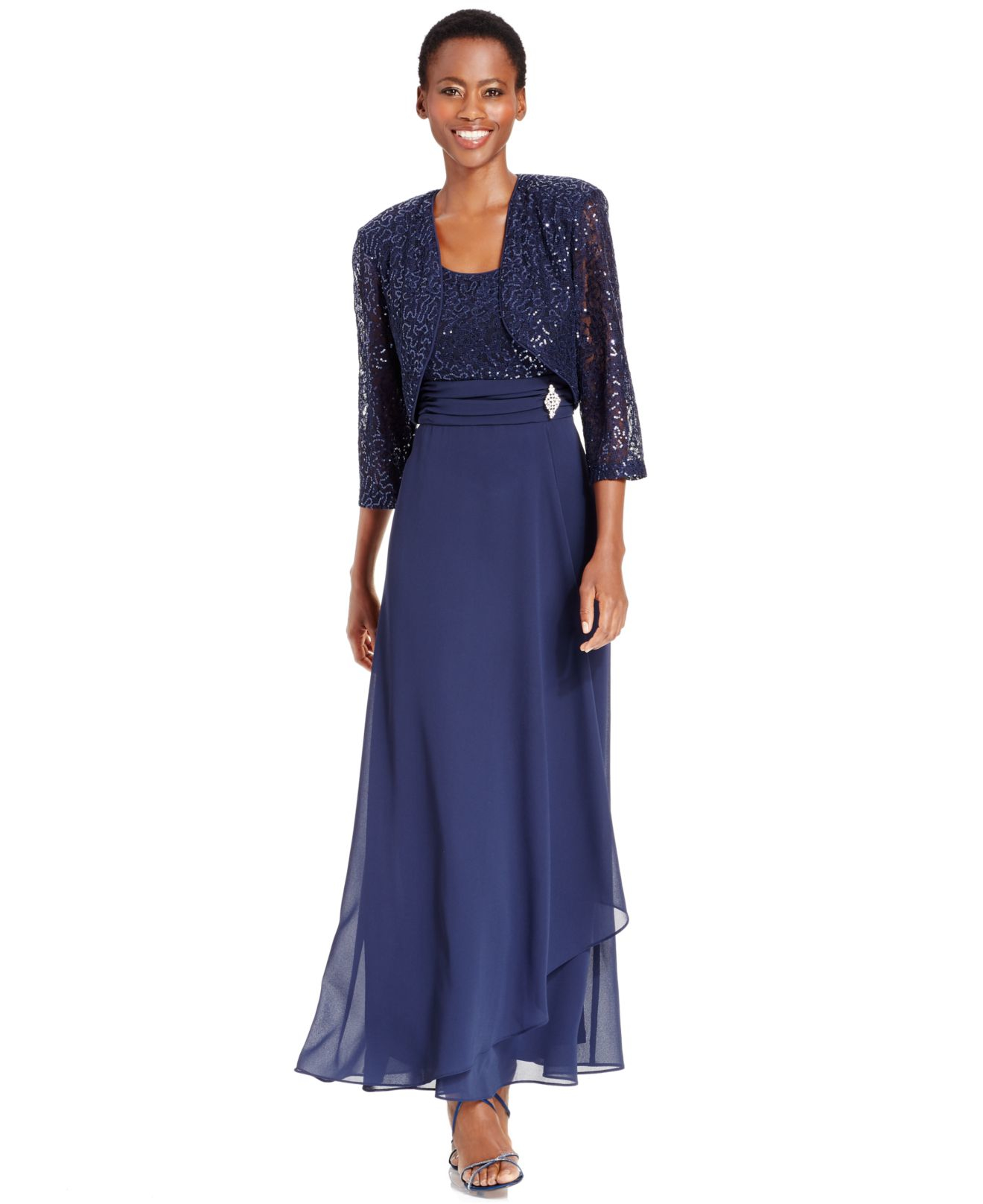 R m richards maxi dress outfits