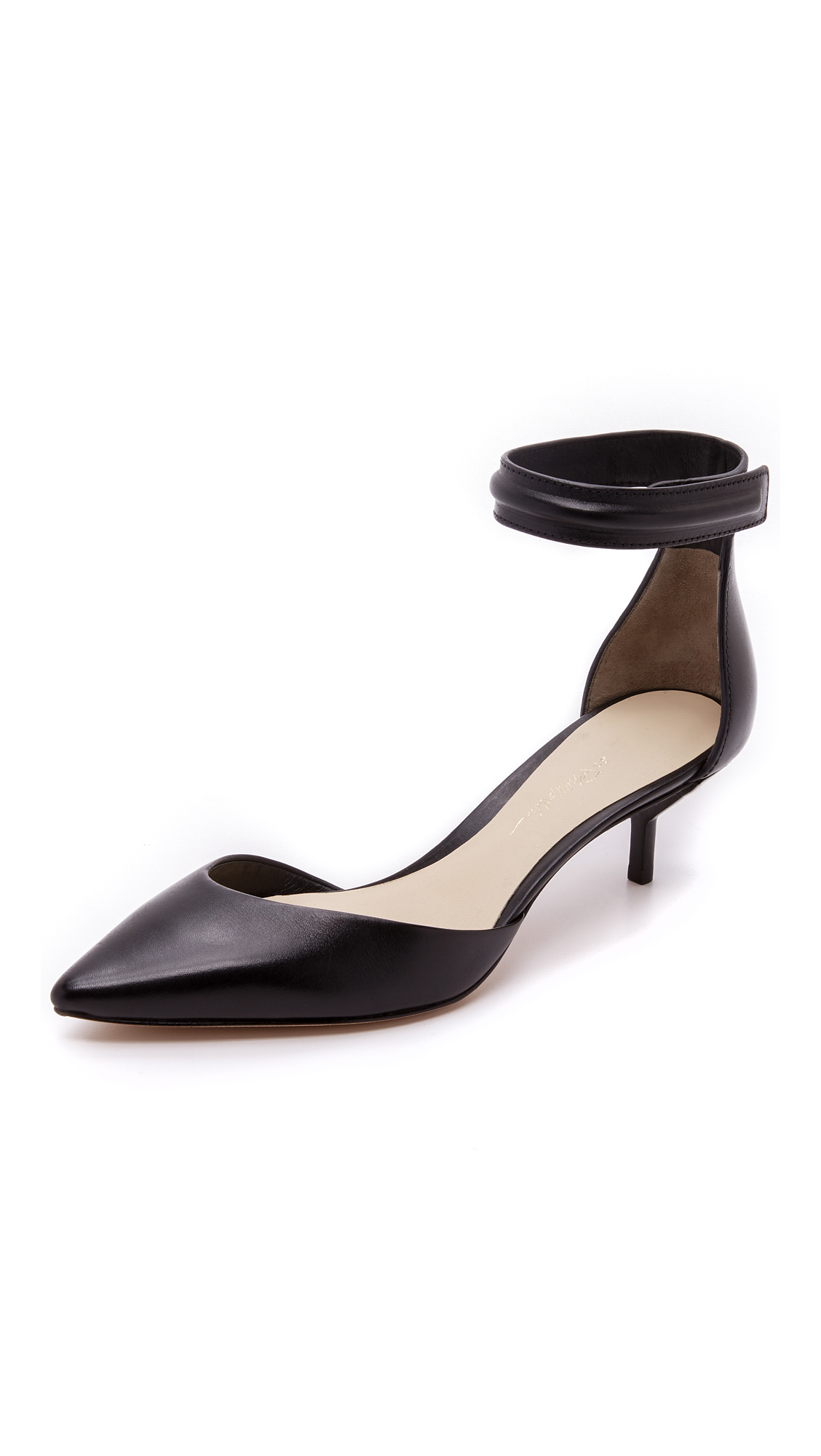 3.1 Phillip Lim Leather Pumps xud4EAia