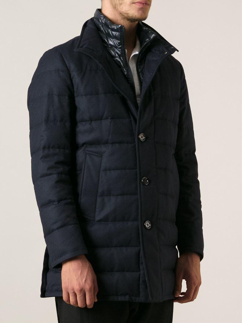moncler vallier blue