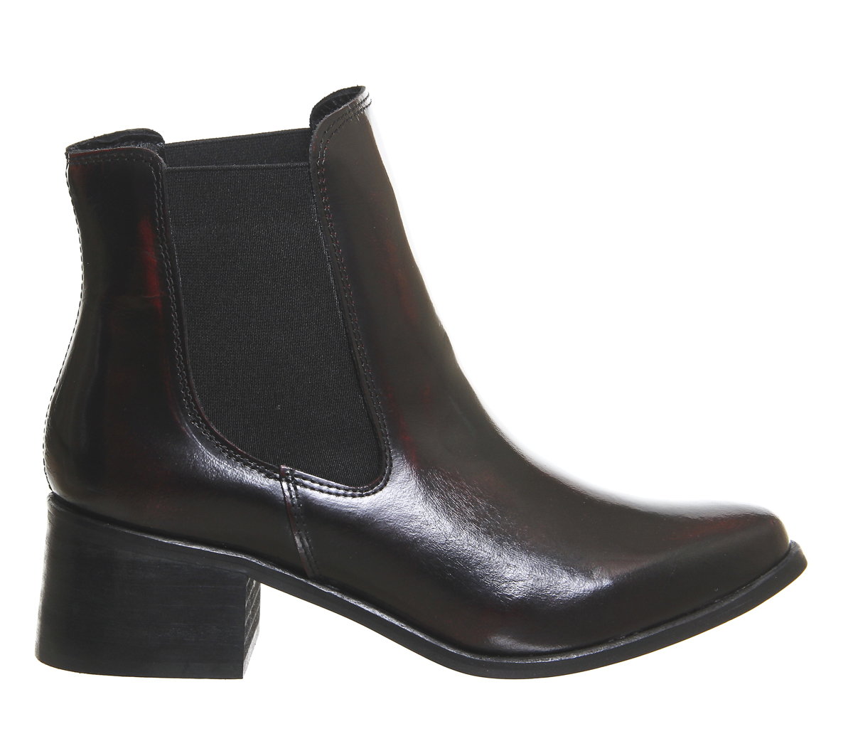 Shoe the bear Liverpool Heeled Chelsea Boots in Black
