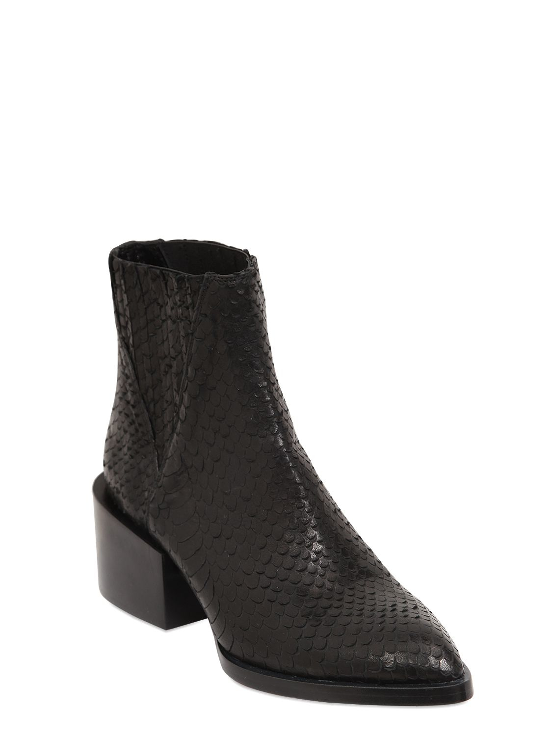 Boots suede grey Giampaolo Viozzi