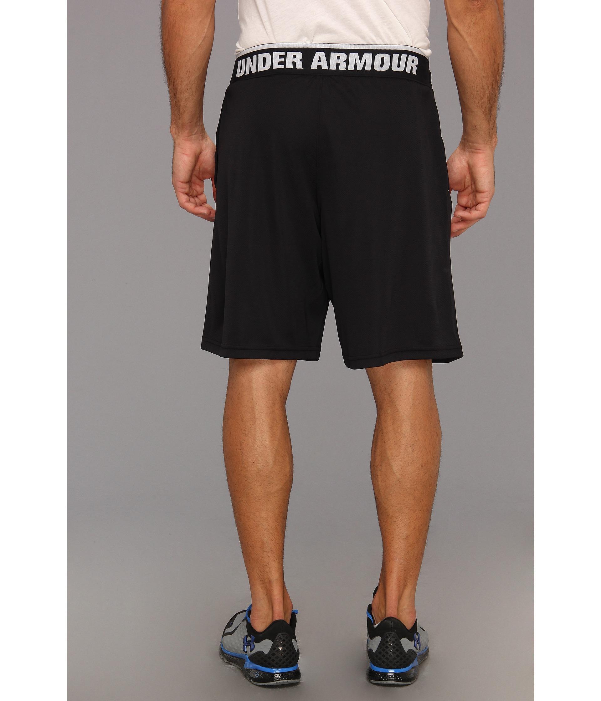 Lyst - Under Armour Heatgear® Reflex Short 10