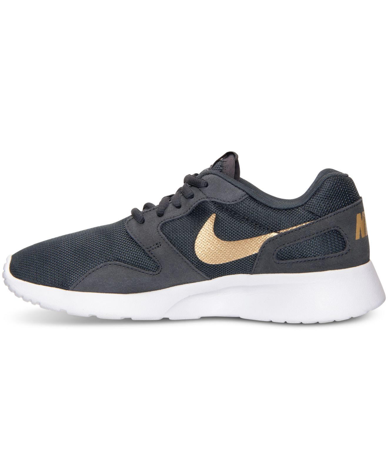 free shipping e7427 89844 Nike Women s Kaishi Casual Sneakers From Finish Line in Gray - Lyst