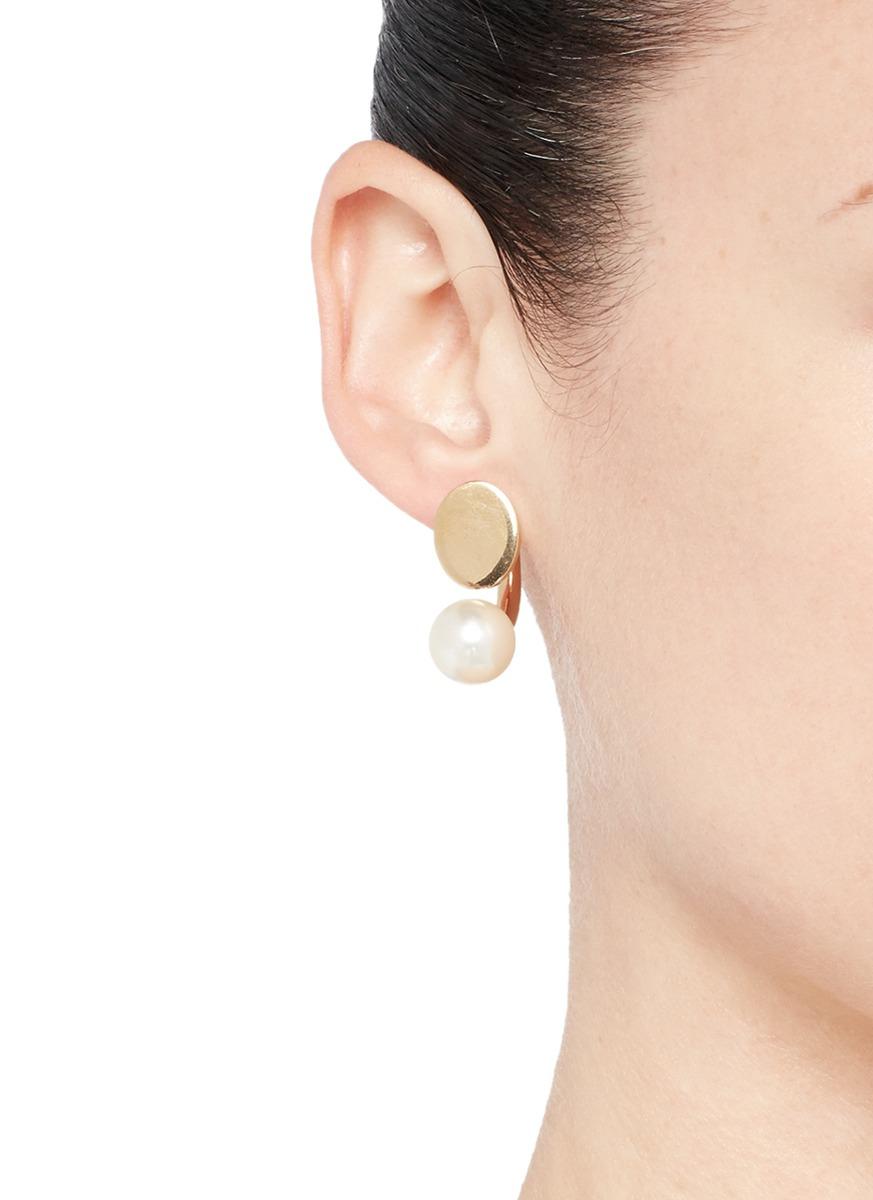 Chloé Darcey earrings jmOGe