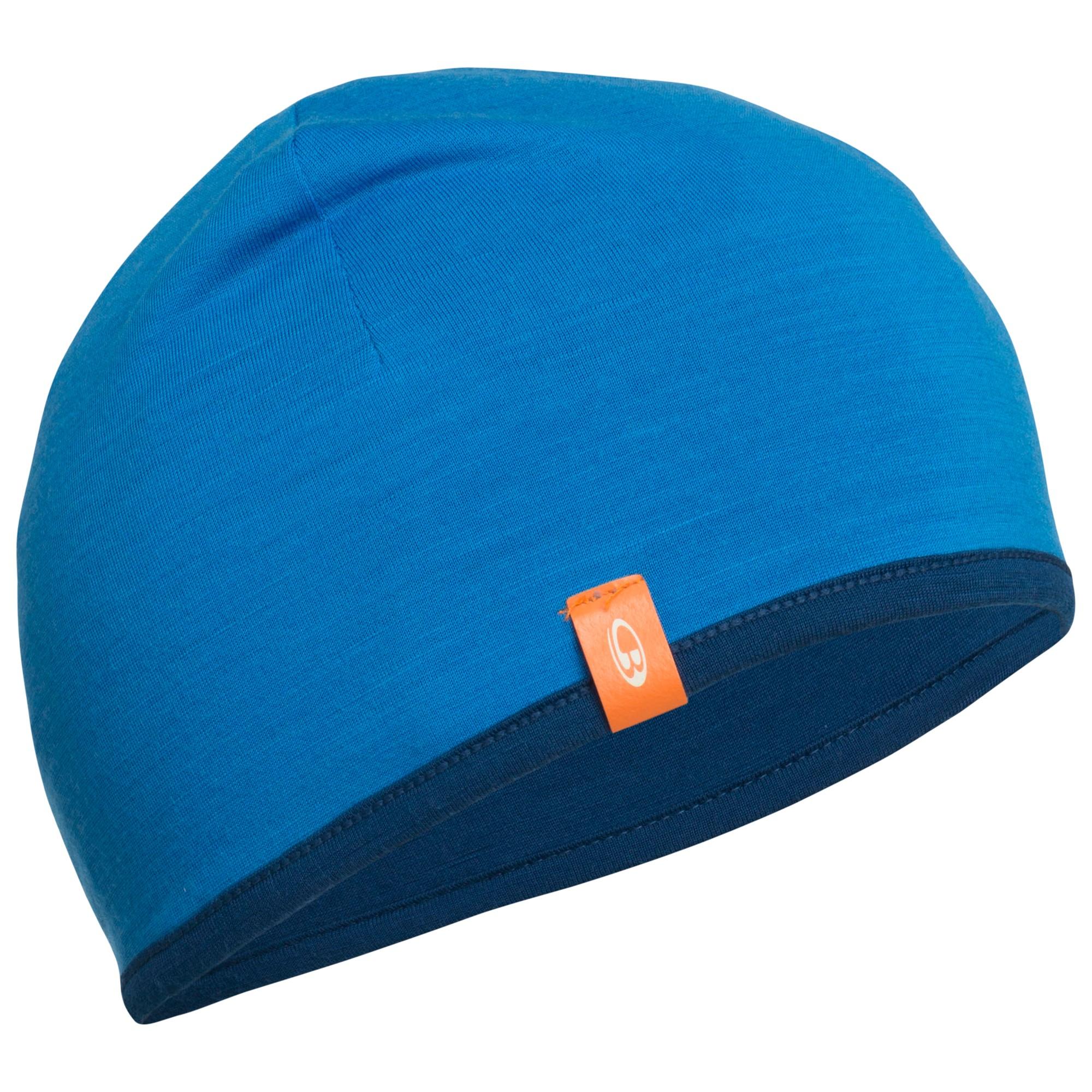 242649566c4 Icebreaker Pocket 200 Beanie Hat in Blue for Men - Lyst