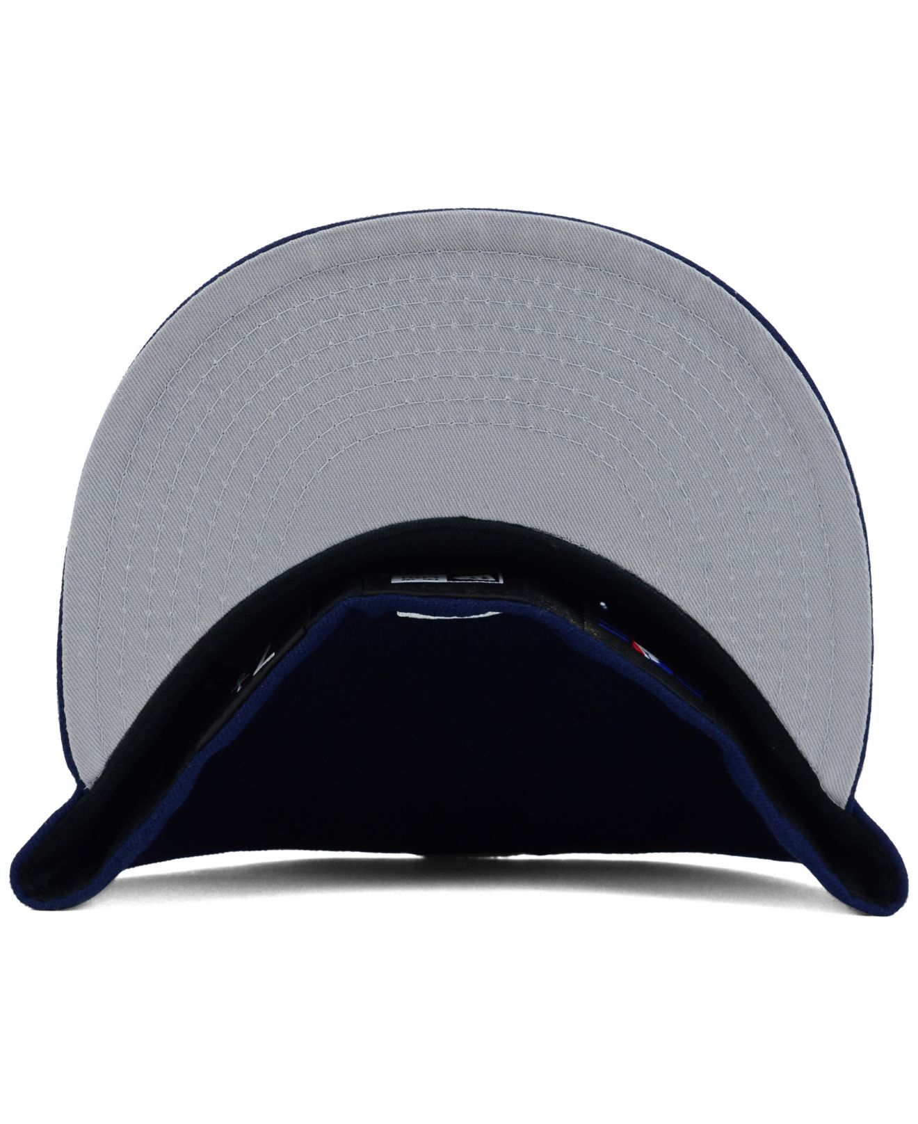competitive price c72a6 a2e90 ... free shipping lyst ktz pittsburgh pirates c dub 59fifty cap in blue for  men 54399 608f7