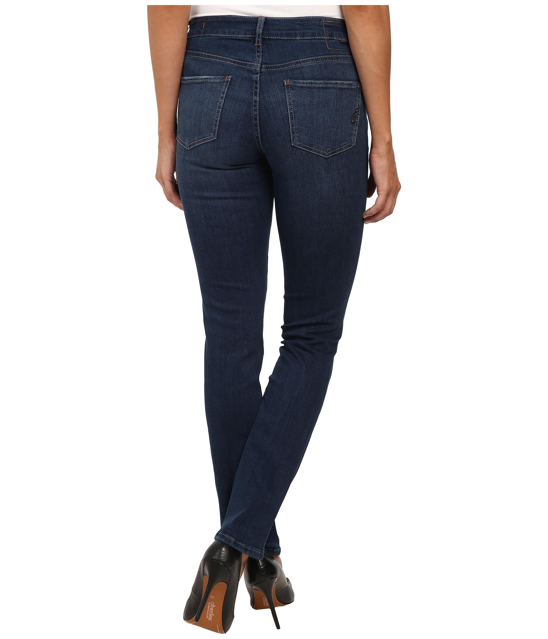 Jag jeans Grant Mid Rise Slim Republic Denim In Blue Shadow in Blue   Lyst
