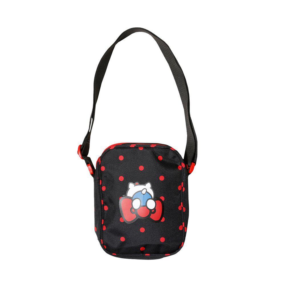 4616b8ec5bc6 Lyst - Converse X Hello Kitty Cross Body Bag in Black