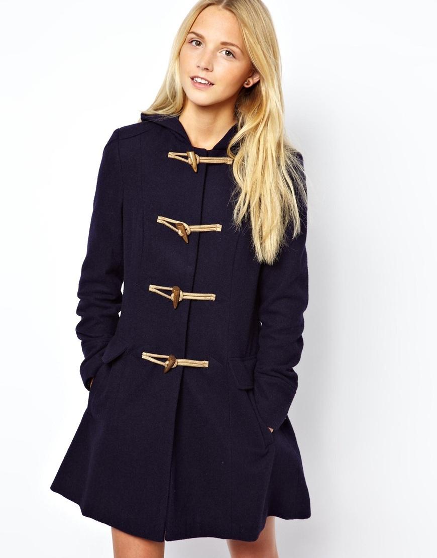 Womens Duffle Coat Photo Album - Fashionworksflooring