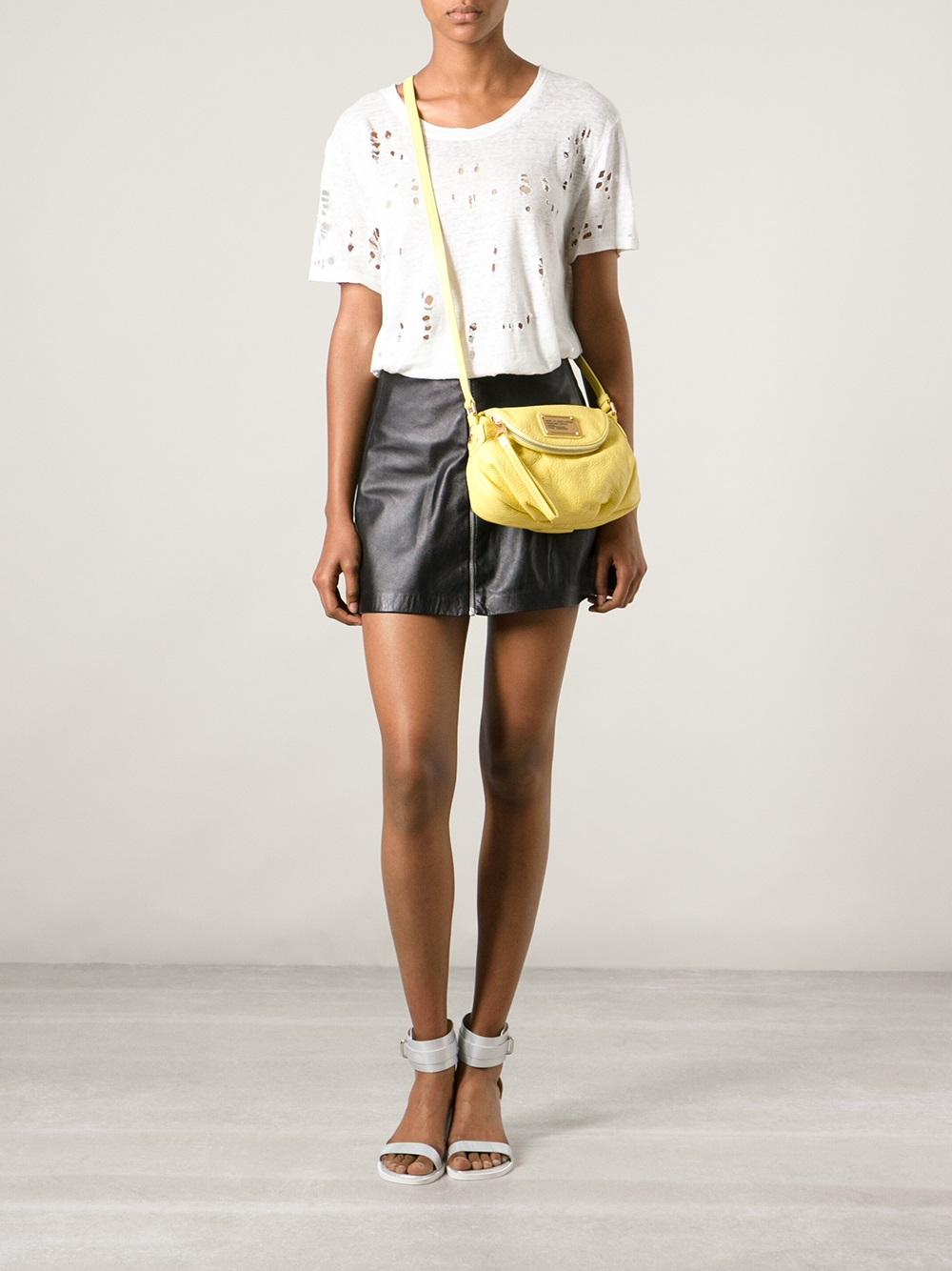 a43a5f9c8d15 Marc By Jacobs Women S New Q Mini Natasha Cross Body Bag